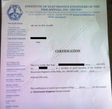 How to get certificate of good standing in prc best design imap inc good standing prc accreditation yelopaper Images