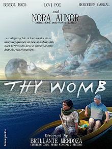Thy Womb Nora Aunor