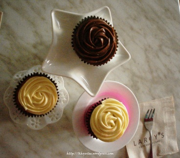 Cupcakes Ordered