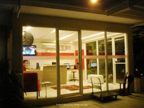 escario central reception