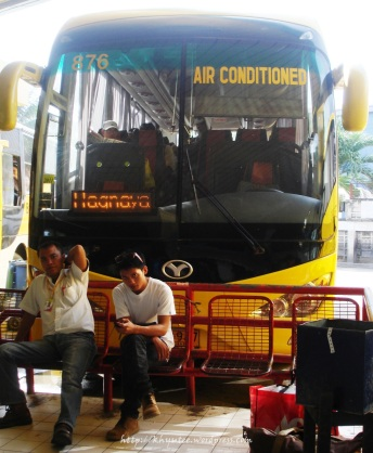 Hagnaya Bus