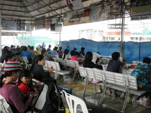 Hagnaya Ferry Terminal