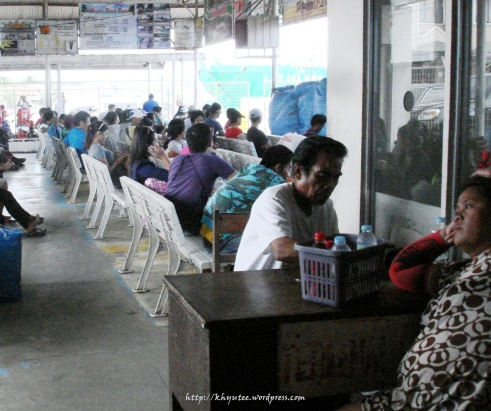 Hagnaya Terminal Fee Booth
