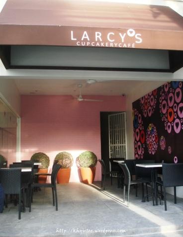Larcy's Garage