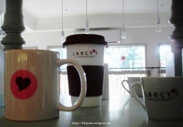 Larcy's Mug