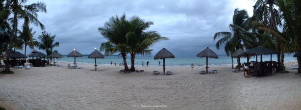 Beach Placid Resort Panoramic View