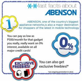 Fun Fact about Abenson