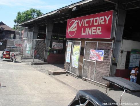 Victory Liner Terminal Iba Zambales