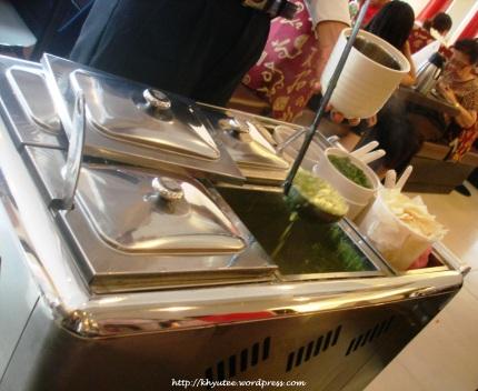 Congee Cart