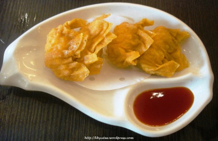 King Chef Fried Prawn Dumplings