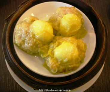 King Chef Quail Egg Siomai