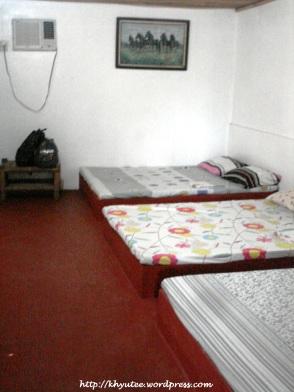 Villa Valerio Zambales Barkada Room