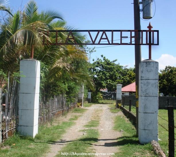 Villa Valerio Zambales Gate