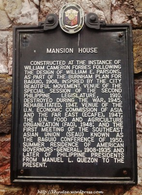 The Mansion English Language
