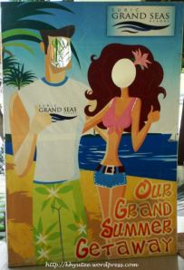 Subic Grand Seas Resort Photo Op