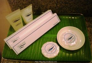 Subic Grand Seas Resort Toiletries
