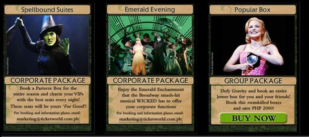 Wicked Packages