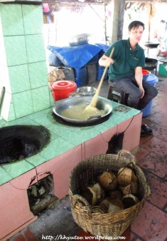 Cooking Coconut