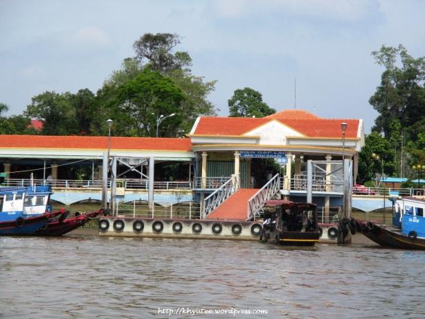 Docking Area