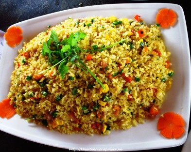 Duong Chow Fried Rice