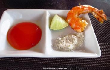 Pepper Fried Shrimp