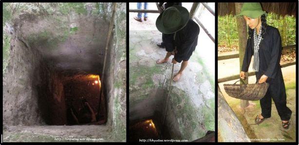 Building Cu Chi Tunnel