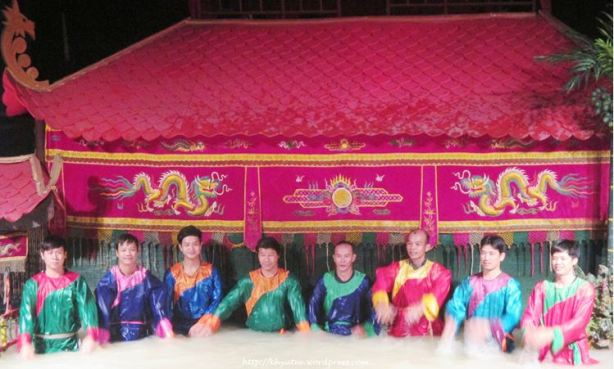 Exploring Vietnam: Cyclo Tour –  Ho Chi Minh City Tour – Water Puppet Show (Day 4)