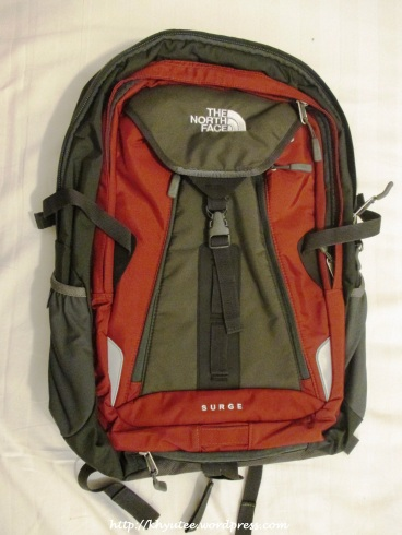 North Face Surge