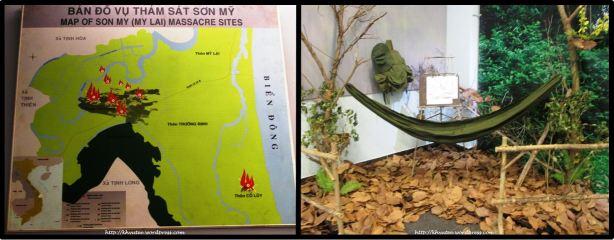 War Remnant Museum Displays