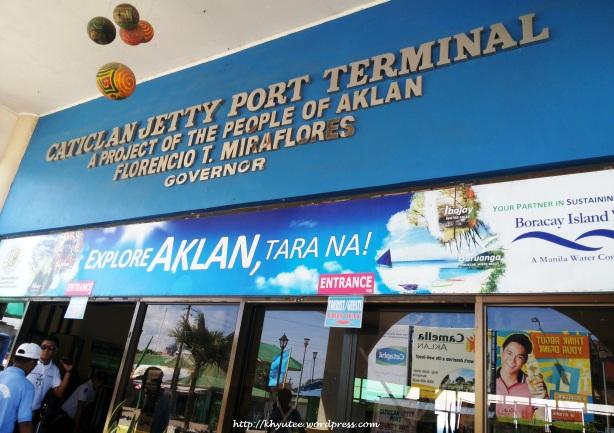 Boracay Jetty Port